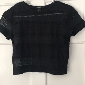 Going Out Crop Top